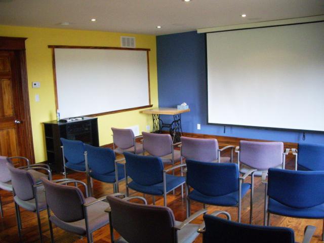 Meeting Room - Rows